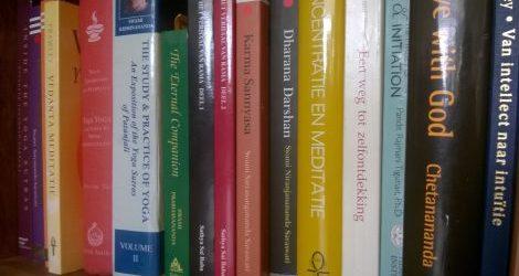 yoga bibliotheek DevaDeva Lisse