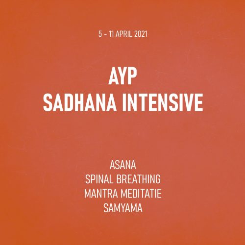 DevaDeva Sadhana Intensive